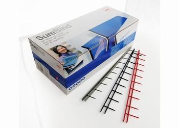GBC SureBind strips 10-pins  A4  50mm  100 stuks
