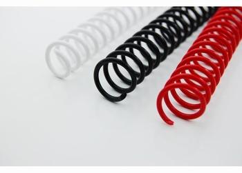 GBC ColorCoil kunststof Spiraal A4  14 mm  (4:1) 100 stuks