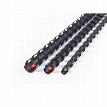 GBC Procomb Bindrug  6 mm  100 stuks