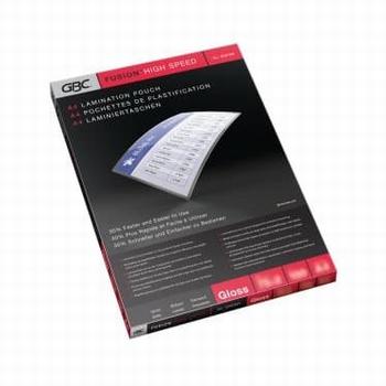 GBC HighSpeed Lamineerhoezen A4  100 stuks