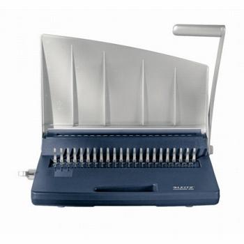 Leitz comBIND 300 Pons-Bindmachine voor Plastic Bindrug