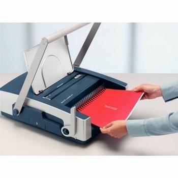 Leitz comBIND 500 Pons-Bindmachine voor Plastic Bindrug
