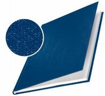 Leitz impressBIND harde omslag 24.5 mm Blauw 10 stuks