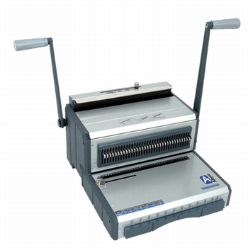 Albyco S-310 inbindmachine metalen draadkammen (3:1)