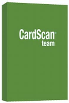 CardScan Team Software v9 - 5 gebruikers