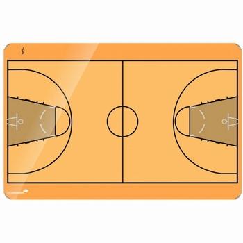 ACCENTS Linear whiteboard - Basketbal