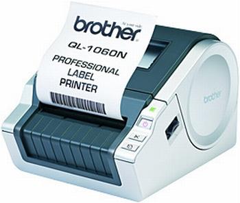 Brother Labelprinter QL-1060N