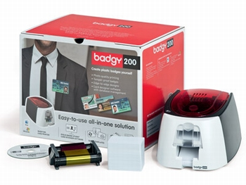 Evolis kaartprinter Badgy 200