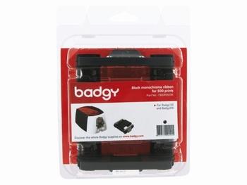 Printlint Zwart  voor kaartprinter Badgy 100 en 200