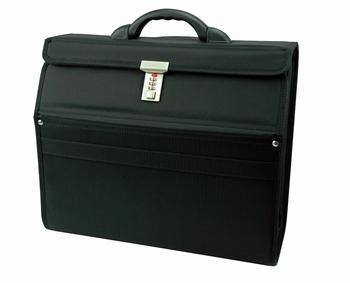 """DESQ Luxe Pilotenkoffer notebook 15.6"""" trolley"""