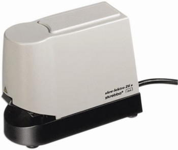 Skrebba Elektrische hechtmachine skre-lectro falz 26s
