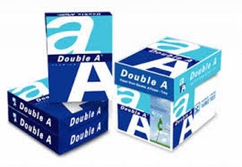 Double A kopieerpapier A4 80 grams wit 500 vel