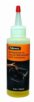 Fellowes Papiervernietiger olie 120ml