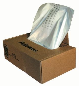 Fellowes Opvangzakken voor papiervernietigers, 121-143 liter