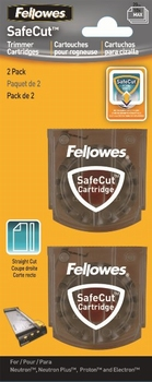 Fellowes SafeCut™ vervangende snijmessen - 2 pack