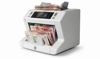 Safescan 2685-S telmachine voor bankbiljetten