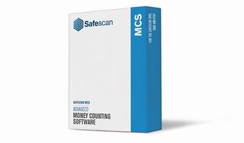 Safescan MCS Software voor Geld Telling