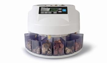 Safescan 1200 Munteltelmachine en Sorteermachine