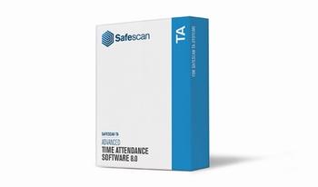 Safescan TA Software voor Tijdsregistratie