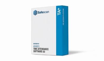 Safescan TA+ Software voor Uitgebreide Tijdsregistratie