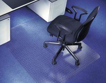 Stoelmat Rillstab 120x150cm voor tapijt