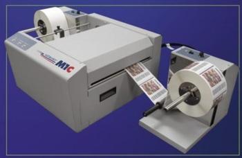 Astro M1-C Kleuren Labelprinter