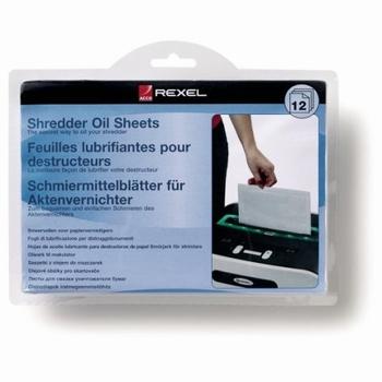 Rexel Oil Sheets (12) vellen