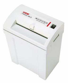Papiervernietiger HSM Classic 80.2 4x25mm