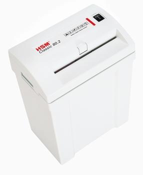 Papiervernietiger HSM Classic 80.2 5,8mm