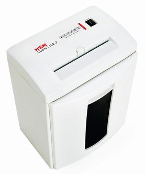 Papiervernietiger HSM Classic 102.2 5,8mm