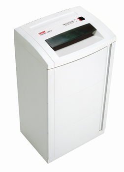 Papiervernietiger HSM Classic 125.2 3,9x30mm