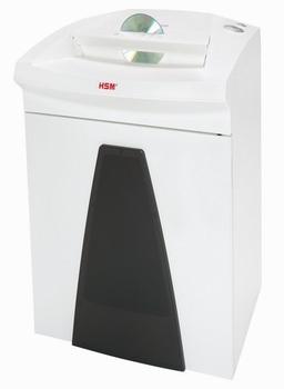Papiervernietiger HSM SECURIO B26 1x5mm + Olie
