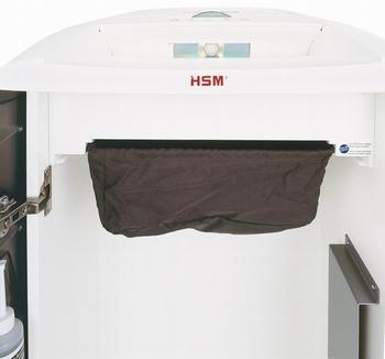 Papiervernietiger HSM SECURIO B34 1x5mm + Olie