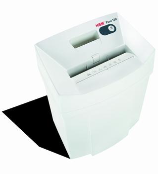 Papiervernietiger HSM Pure 120 3,9mm