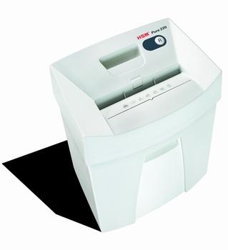 Papiervernietiger HSM Pure 220 3,9mm