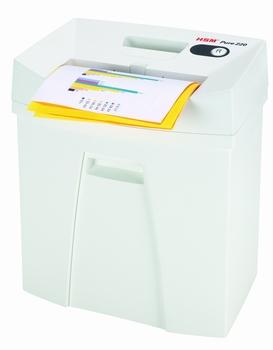Papiervernietiger HSM Pure 220 4x25mm