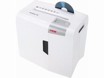 Papiervernietiger HSM shredstar X8 4x35mm