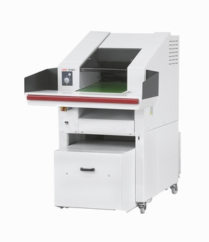 Shredder-pers-combinatie HSM SP 5080 10,5x40-76mm
