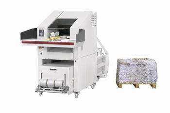 Shredder-pers-combinatie HSM SP 5088 6x40-53mm