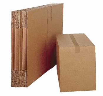 Kartonbox HSM Papiervernietiger SECURIO P44