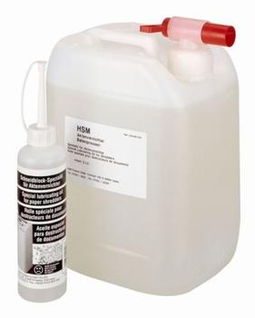 Speciale HSM snijwalsen-olie 5 liter