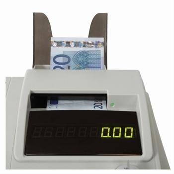 Bankbiljetten tester Olympia NC 400