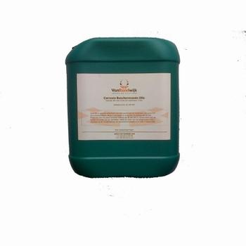 Corrosie beschermende olie voor Cross-Cut vernietigers 5 ltr