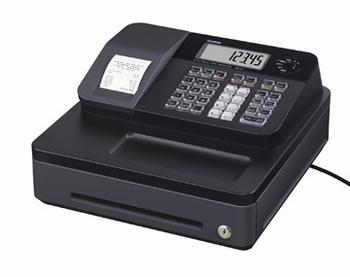 Casio thermische kassa SE-G1 zwart