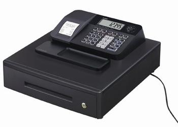 Casio thermische kassa SE-G1 MB zwart