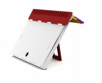 YouBind 100 inbindmachine voor papieren inbindruggen
