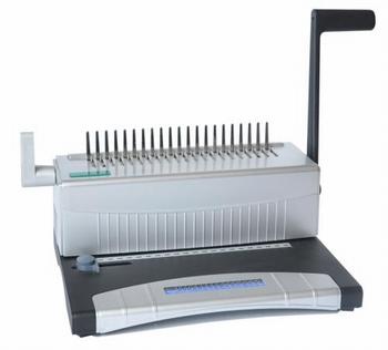 Reco Systems PB 4 inbindmachine voor plastic bindruggen