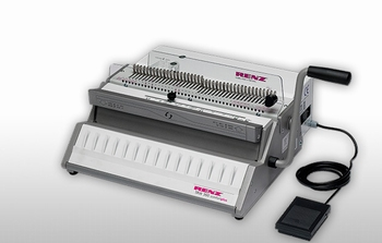 Renz SRW 360 comfortplus inbindmachine draadkammen (3:1)