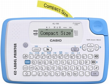Casio Labelprinter KL-130