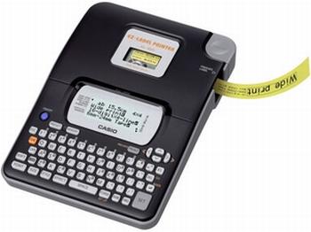Casio Labelprinter KL-820